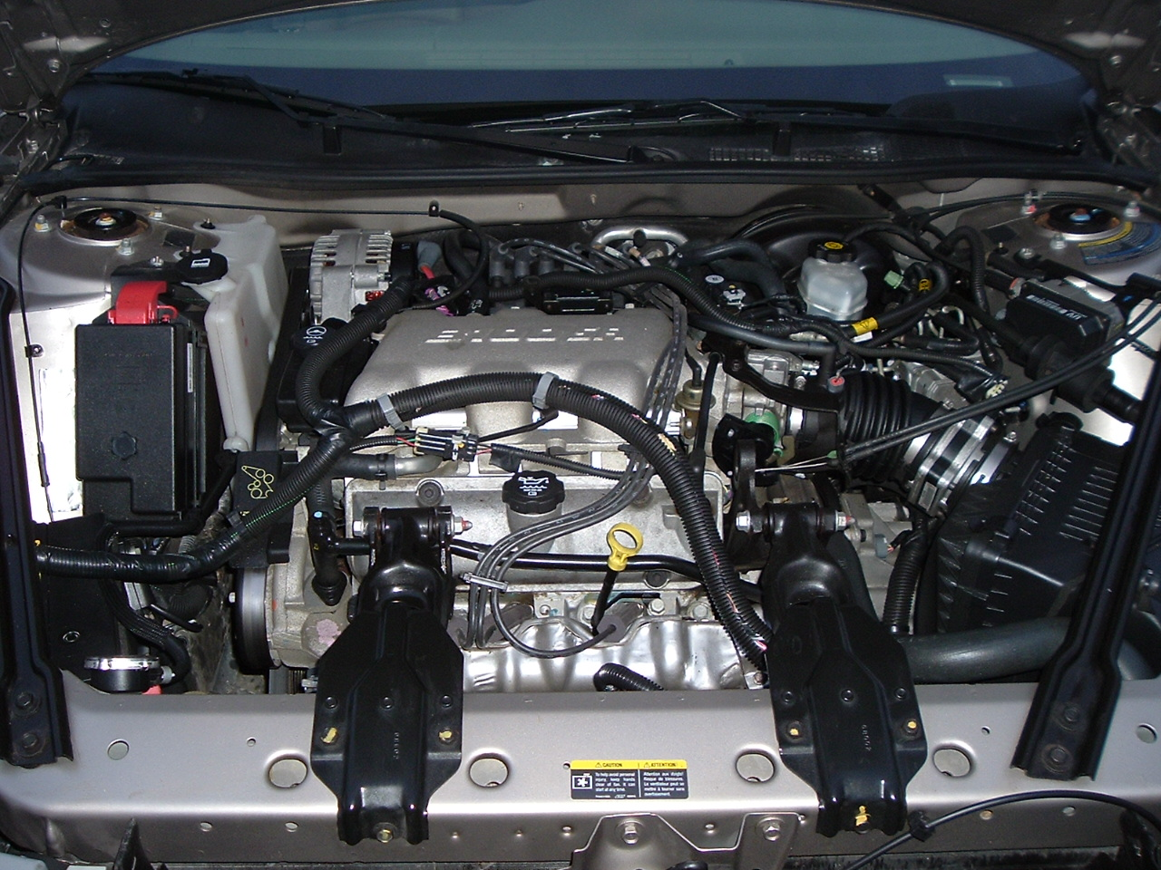 1999 chevrolet lumina a tisket a tasket a blown intake gasket 3100 ccs of middle of the road american power