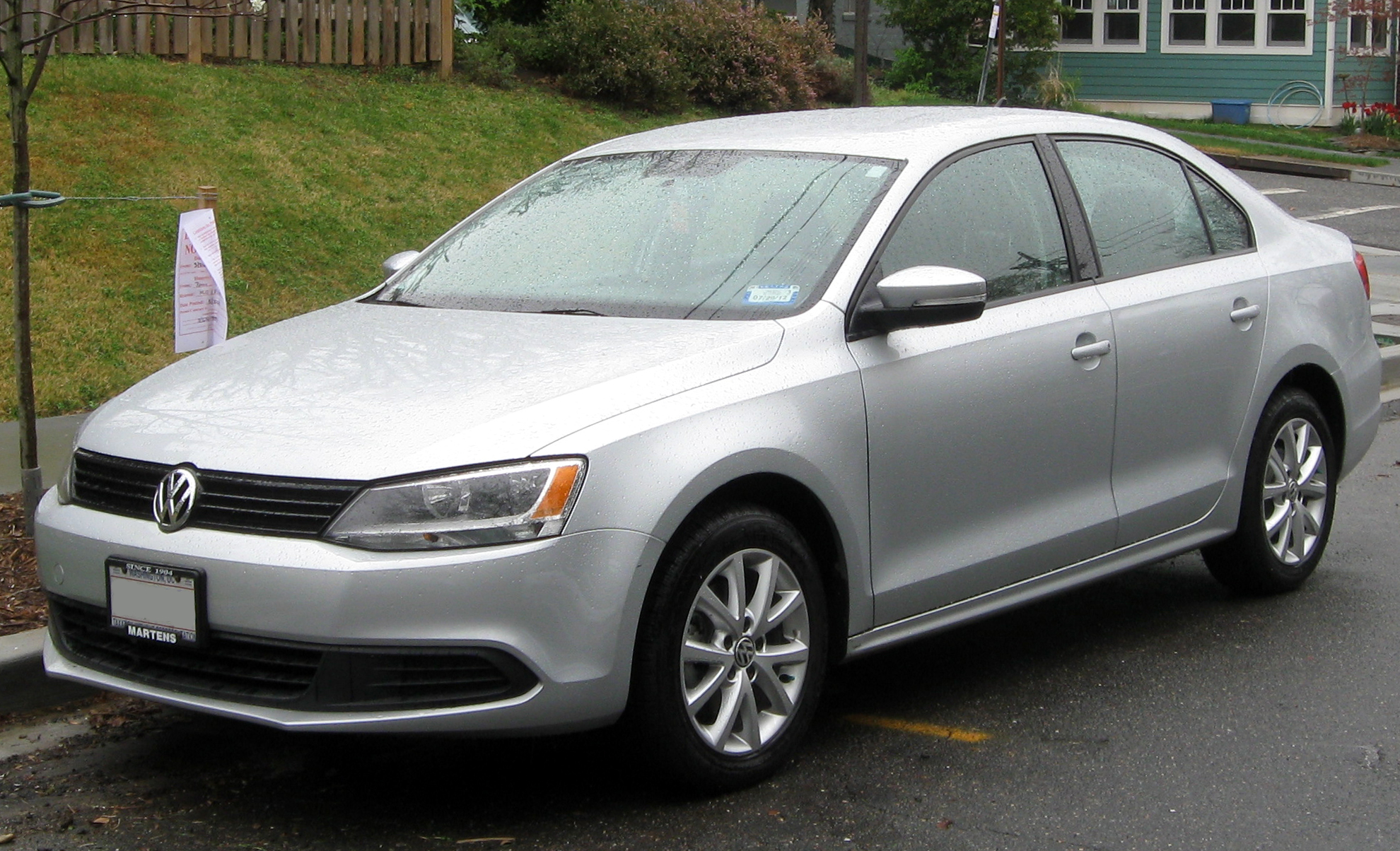 Jetta Wagon Tdi Body Work And Paint